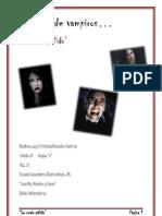Novela e Book Proyecto Lucy