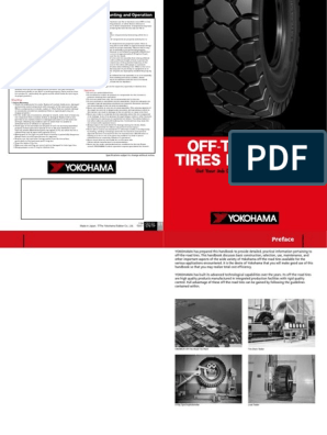 Yokohama Databook 2011   Tire   Transportation Engineering