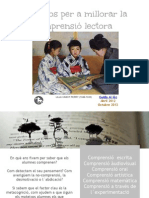 Recursos per a millorar la comprensió lectora