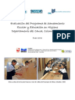 Colombia Assessment Report
