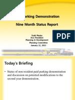 DART Paid Parking