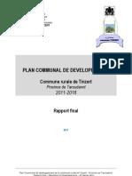 Plan Communal de Developpement