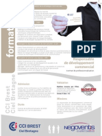Formation Responsable Commercial Cci Brest