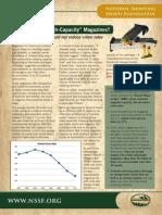 Gun Magazine Capacity Fact Sheet