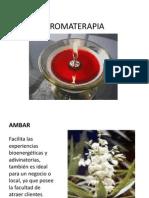 Aromaterapia de Maria e