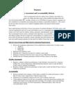 STAAR Reform Summary