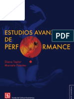 Taylor Estudios Avanzados de Performance