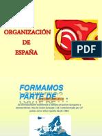 La organizacion de España.ppsx