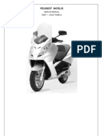 Peugeot Satelis