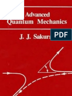 Advanced Quantum Mechanics_Sakurai