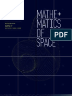 Architectural Design - Mathematics of Space - July / August 2011