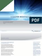 Disaster Resistance