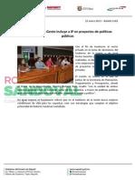 22-01-13 Boletin 1202 Gobierno de la Gente incluye a IP en proyectos de políticas públicas