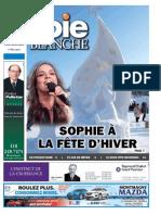 Journal L'Oie Blanche du 23 Janvier 2013