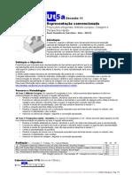 DES11 UT5a Representação convencionada  AM 2012-2013
