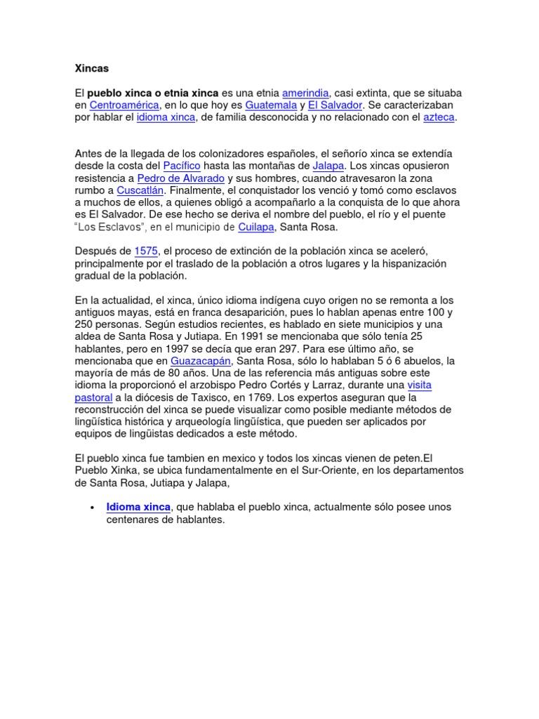 Xincas Docx Psicologia Science