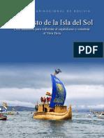 2012. Manifiesto de La Isla Del Sol