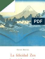 Brunel, Henry - La Felicidad Del Zen