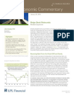 Weekly Economic Commentary 1/22/2013