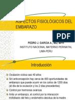Clase 1. Implantación embriogenesis y placentacion