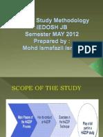 HAZOP Study Methodology_2 IEDOSH JB - Student