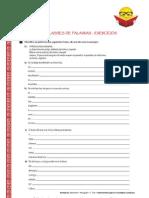 Classes de Palavras - Exercicios (Blog7 11-12)