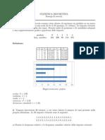 Appunti di Statistica