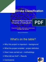 13159930 Teaching Stroke Classification