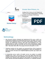 GNO, Inc. Perception Study