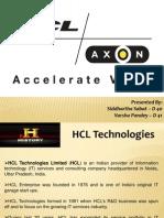 HCL Axon Deal