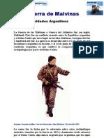 Guerra de Malvinas - Soldados Argentinos