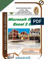 Modulo de Excel 2007