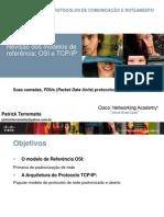 Modelo OSI e Modelo TCP/IP