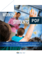 Framework Working for Students