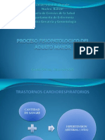 Presentacion de La Unidad III. Geriatria y Gerontologia
