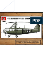 German Helicopters (Luftwaffe)