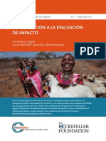 3 - Introduction to Impact Evaluation - Spanish_0