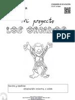 Proyecto Los órganos del cuerpo humano