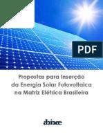 propota para inserção da energia fotovoltaica