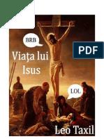 Viata lui Isus - Leo Taxil