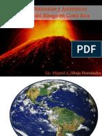 2. Eventos Naturales y Antrópicos y Gestión del Riesgo en Costa Rica