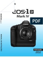 Canon Eos 1d Mark IV