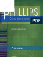 Ciencia de Los Materiales Dentales - PHILLIPS