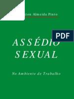 Assedio Sexual No Ambiente de Trabalho