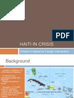 Haiti PPT