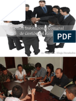 6. Comité Institucional-Comunal de Gestión del Riesgo