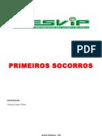 Apostila Primeiros Socorros Prof. Vinicius Lemos