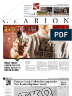 Clarion Volume 67 Issue 07