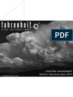 wind risk management - fahrenheit risk international