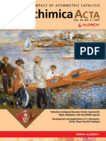 The Growing Impact of Asymmetric Catalysis - Aldrichimica Acta Vol. 40 No. 3